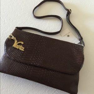 Vieta NEW w tags shoulder purse/ large clutch